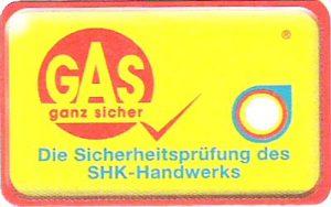 Gas Sicherheit